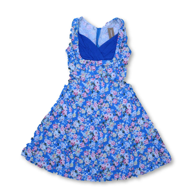 Miaccina Women's  A-Line Dress L   Colour:Blue