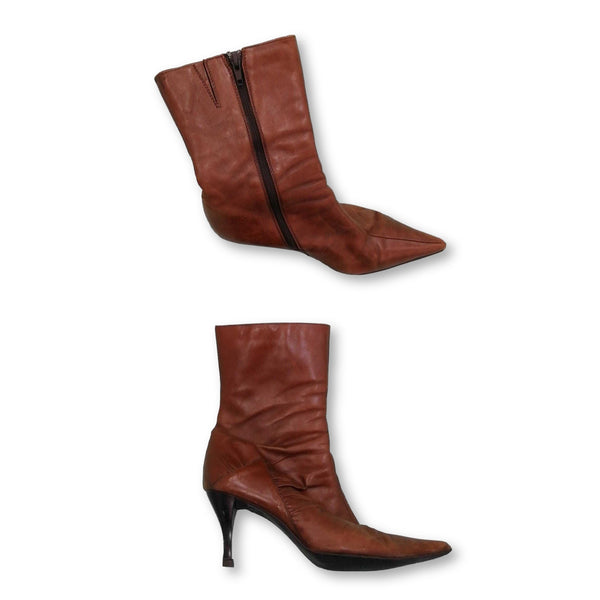 Ravel Women's  Boots Size EU 39 (UK 6)    Colour:  Brown