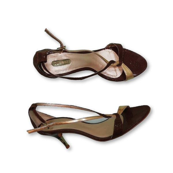 Dumond Women's  Heels Size EU 38 (UK 5)    Colour:Brown