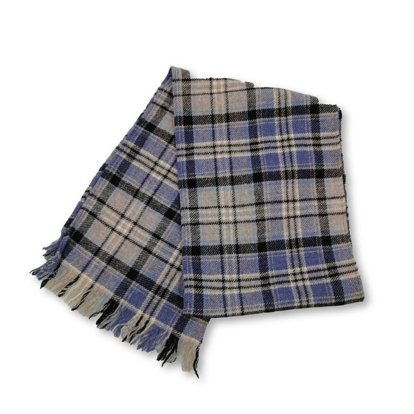 Laird-Portch Of Scondland  Women's  Scarf    Colour:Blue