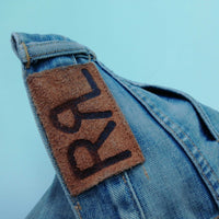 RRL Men's  Jeans  W28  Colour:Blue