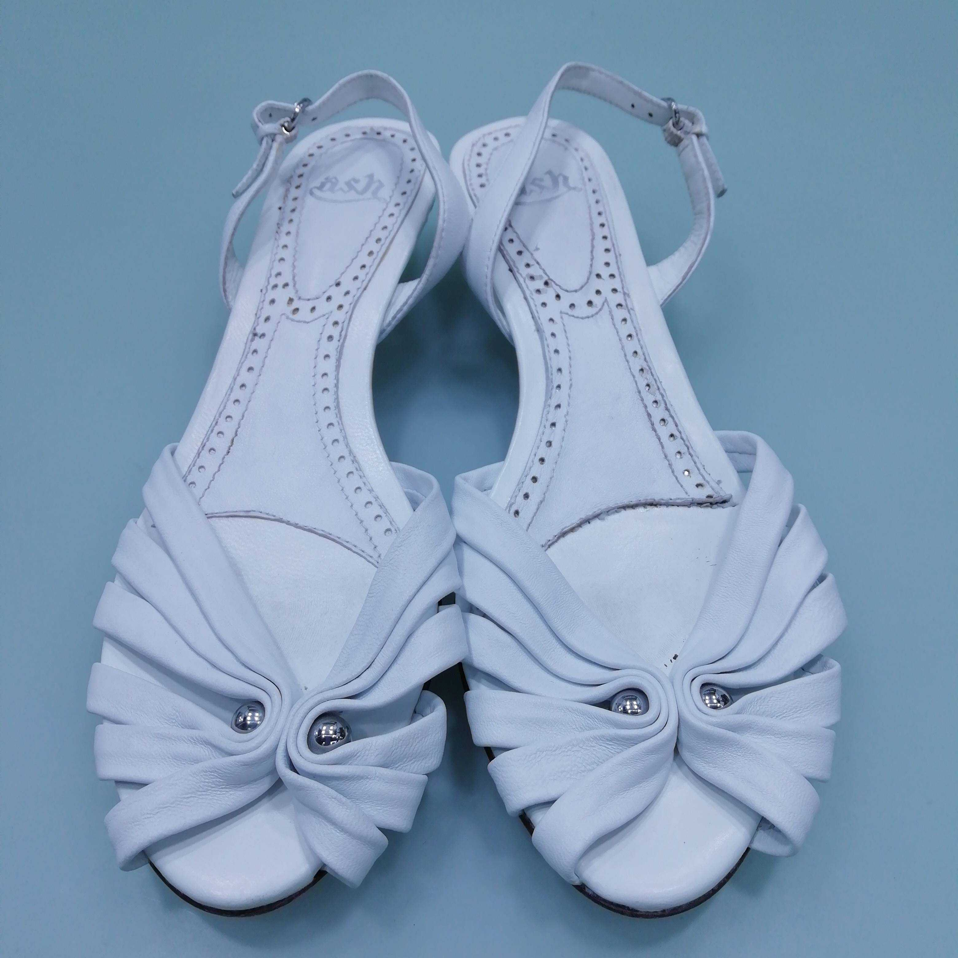 Ash Women's Sandals 4 Colour: White