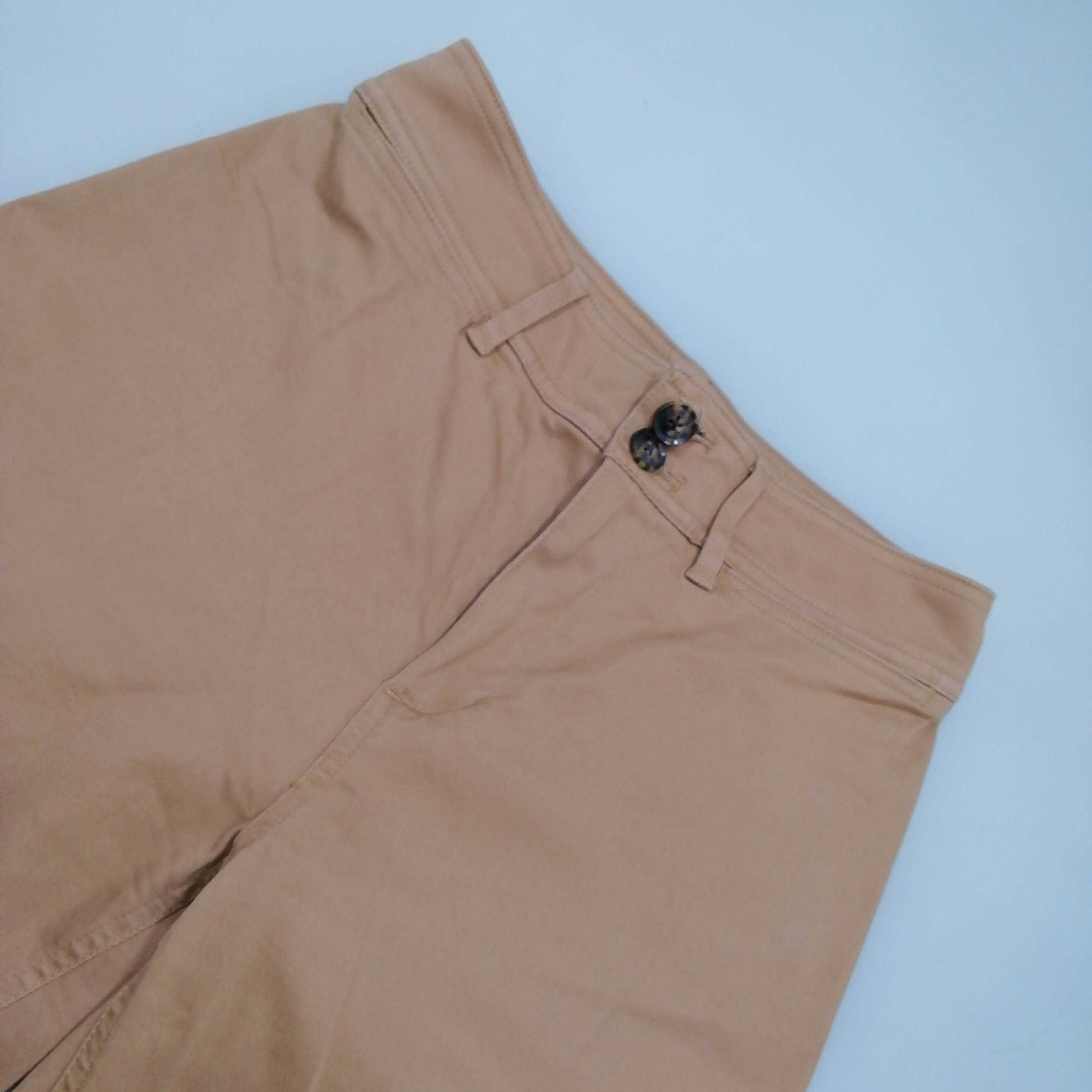 Mng Women's Trousers 8 UK 8 Colour: Brown