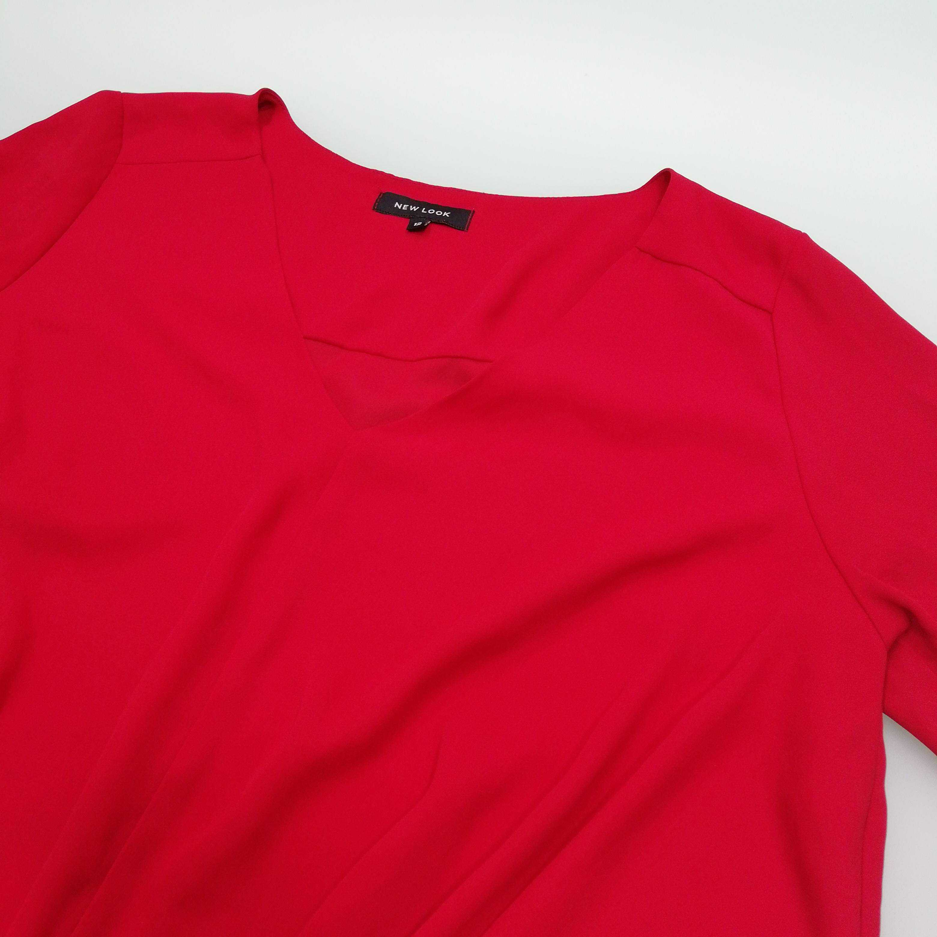 New Look Women's Long Sleeve Shirt Size UK 12