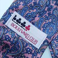 Boulevard Club  Men's Tie