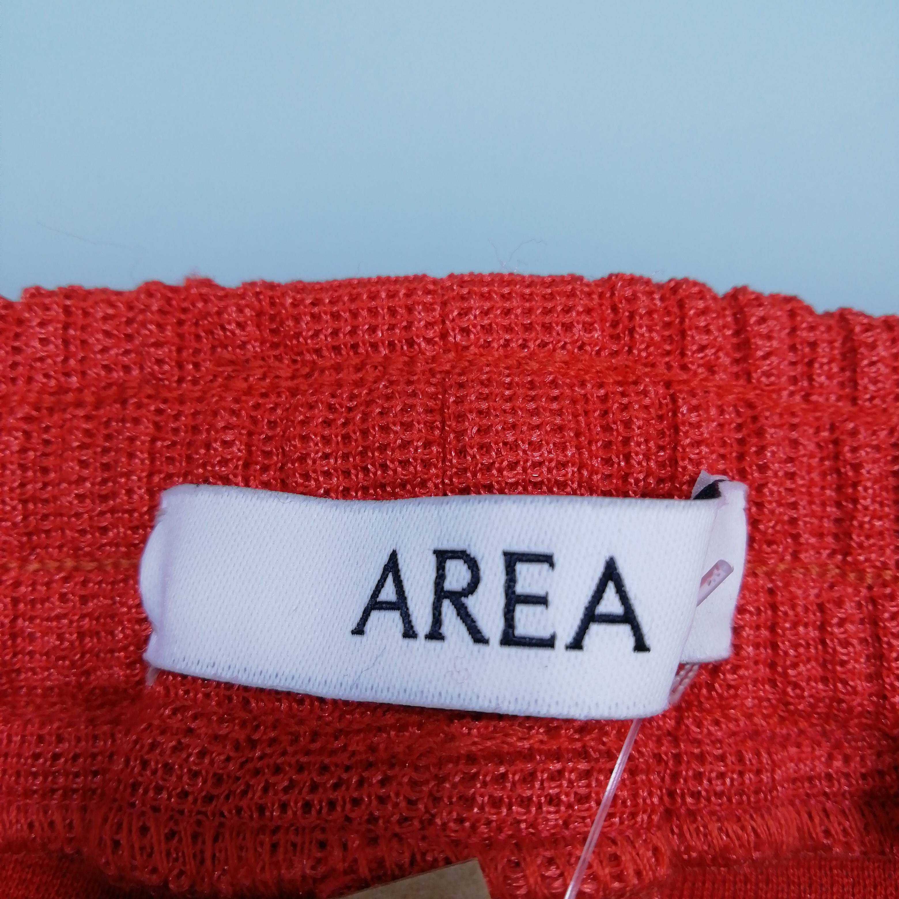 Area Women's Trousers S Colour: Red