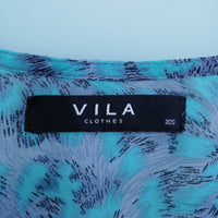 Vila Women's Short Sleeve Top XS