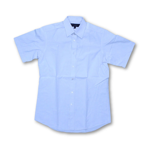 Gieves & Hawkes Men's Short Sleeve Shirt Collar: 15.5