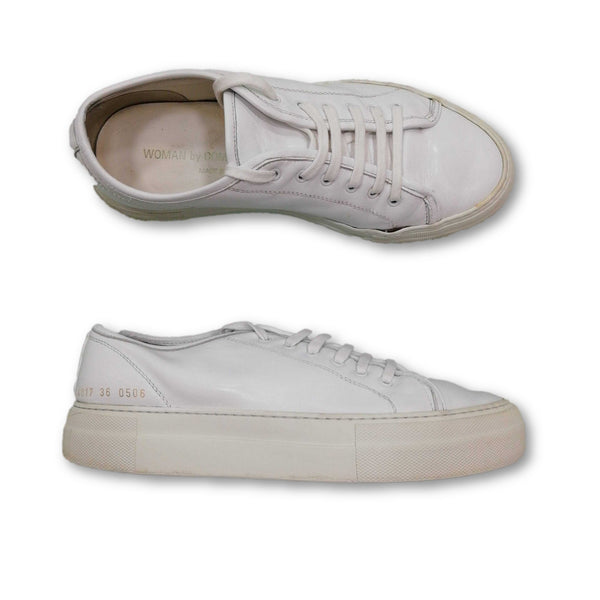 Common Projects Women's Trainers Size UK 4