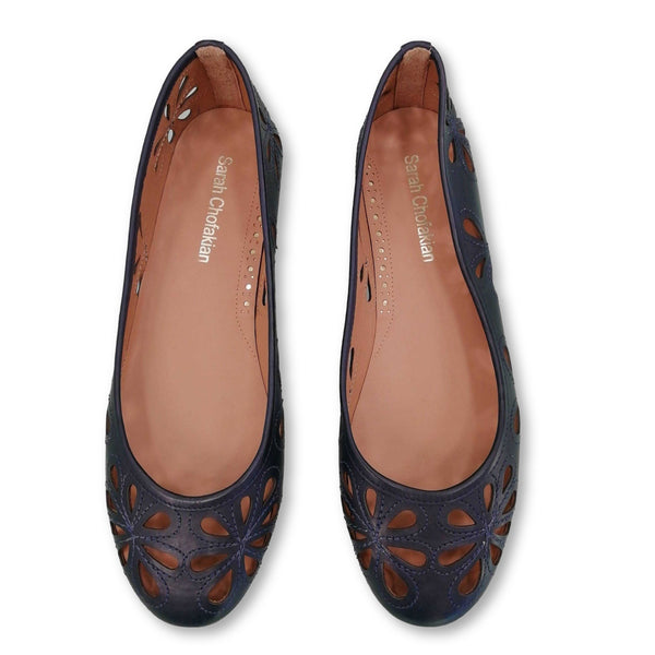 Sarah Chofakian Women's  Flat Shoes Size EU 42 (UK 9)