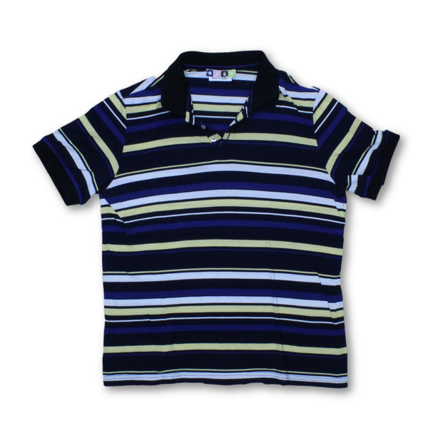 Msgm Men's Short Sleeve Polo Top M