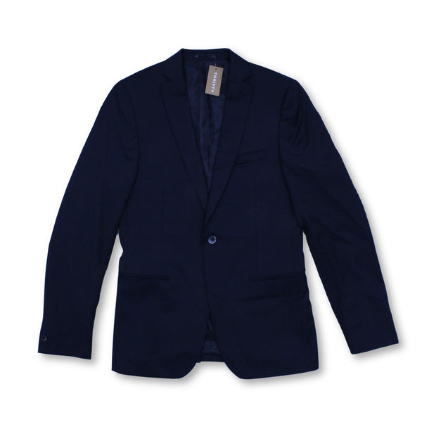 Tm Lewin Men's  Suit Jacket    Colour:  Blue