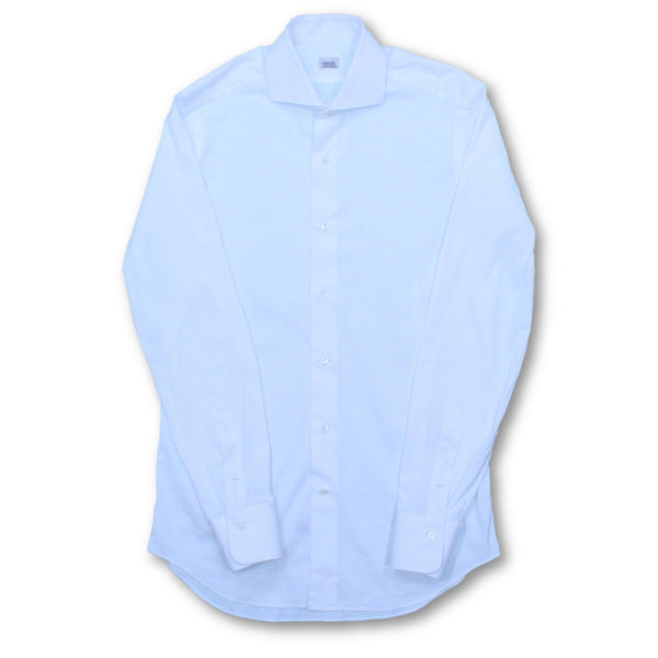 Alessandro Gherardi Men's Long Sleeve Shirt Collar: 15