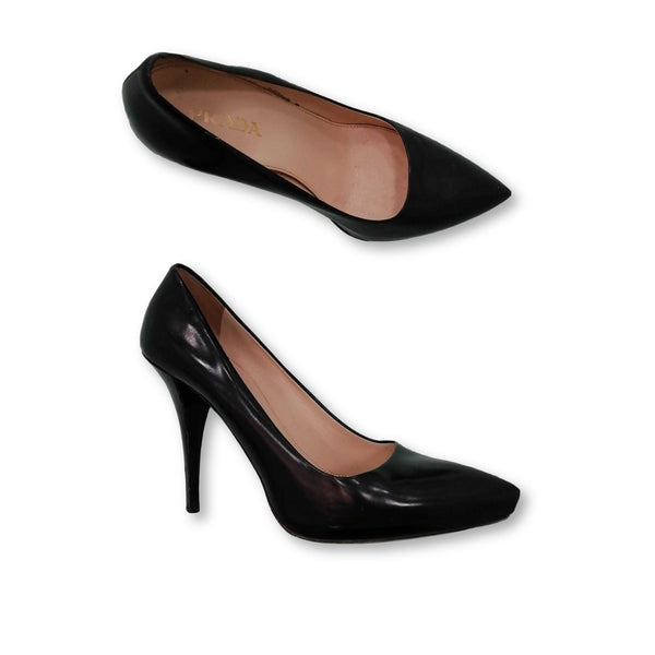 Prada Women's  Heels Size EU 37 (UK 4)