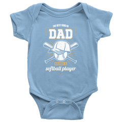 Best Kind Of DAD Raises a Softball Player   Rustic Nova Special  ON SALE NOW