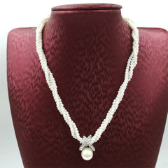 Crystal Jewelry Choker Pendant Chunky Pearl Statement Bib Necklace Chain    FREE SHIPPING    Only $12.99