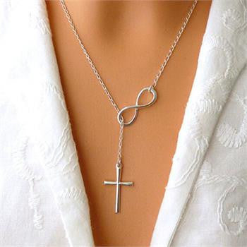 Silver Chain Necklace Charm Pendant Jewelry   FREE SHIPPING...