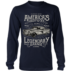 America's highway Legendary Garage  On Sale Now