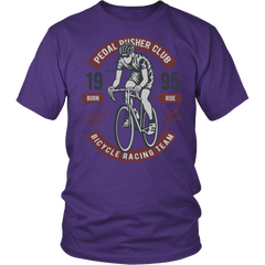 Bicycle Racing Team Pedal Pushers Club Limited Edition