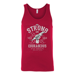 Be Strong and Courageous   Limited Edition On Sale Now