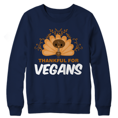 Thankful For Vegans  Thanksgiving Special Limited Edition ON SALE...