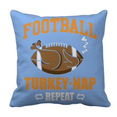 Football Turkey Nap Repeat On SALE NOW...