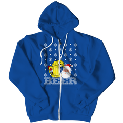 Beer Christmas Hoodie Limited Edition - Not Sold In Stores