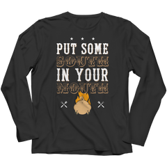 Put Some South in Your Mouth BBQ Tshirt