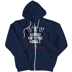 Lord Of The Grill  BBQ Hoodie