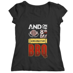 8TH DAY BBQ 1   BBQ Tshirt