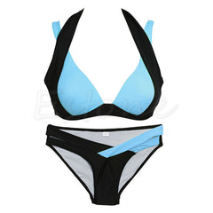 Sexy Bikini Set Swimwear Bandage  Push Up Padded Swimsuit  FREE Shipping