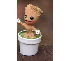 Groot Guardians Of The Galaxy Mini Cute Model Action And Toy Figures
