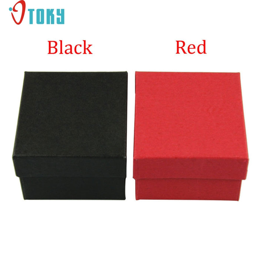Unique Design Watch Boxes Square Shape