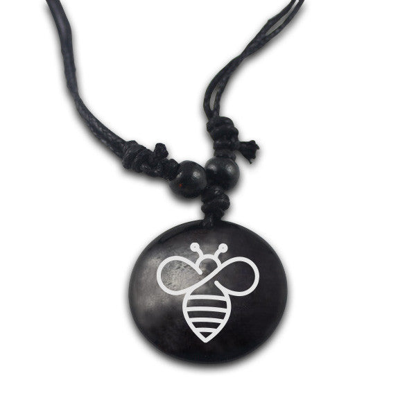 Bee Pendant Necklace Free Shipping