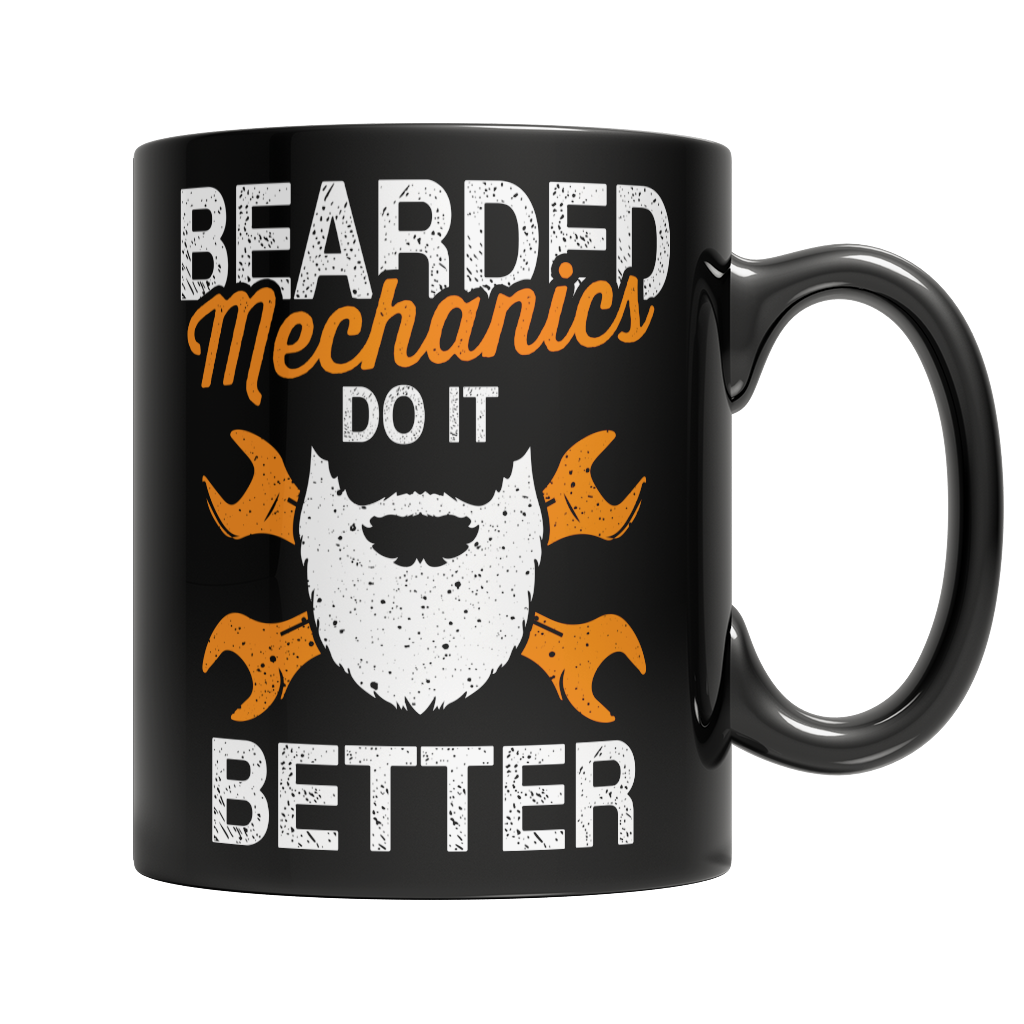 Bearded Mechanic  Limited Edition Not Sold In Stores