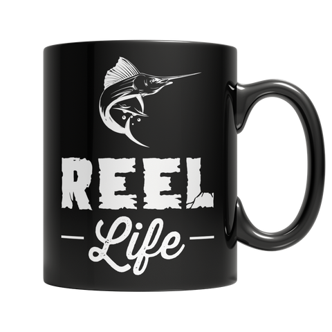 Reel Life Classic Coffee Mug On Sale