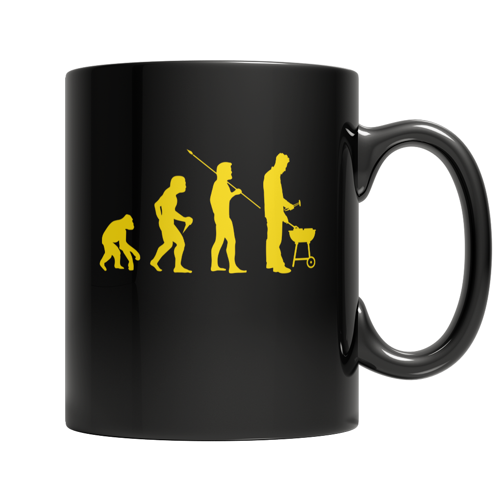 Evolution Mug Not Sold In stores