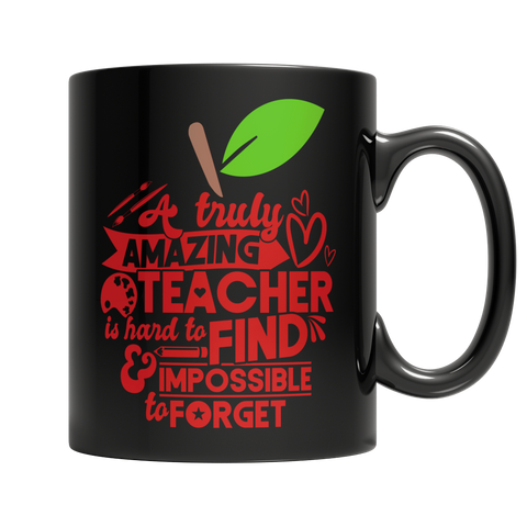 A Truly Amazing Teacher Coffee Mug On SALE