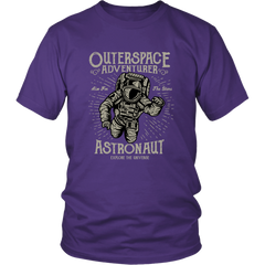 Outer Space Adventurer Astronaut  On Sale Now...