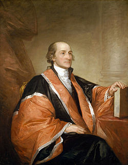 First Chief Justice - John Jay: His Faith & Judicial Philosophy - American Minute with Bill Federer
