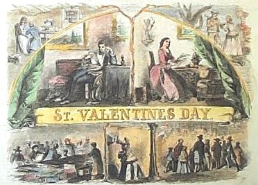 Origin of Saint Valentine's Day - American Minute with Bill Federer