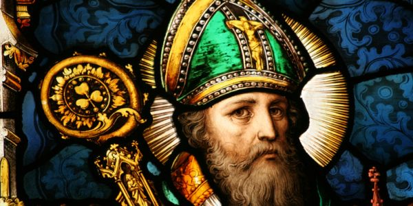 "Saint Patrick -- ""found Ireland all heathen and left it all Christian!"" - American Minute with Bill Federer"