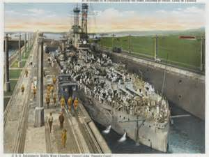 Panama Canal - over 100 American lives lost per mile of 50 mile wide Isthmus - American Minute with Bill Federer