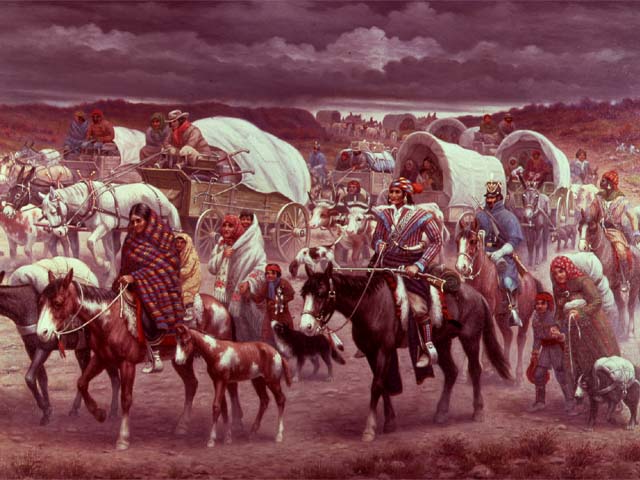Trail of Tears, Oklahoma, Land Rush, Oil, & Cherokee Cowboy Will Rogers - American Minute with Bill Federer