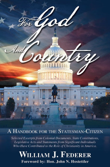 For God and Country-A Handbook for the Statesman-Citizen