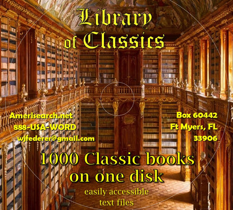 CD ROM Library of Classics