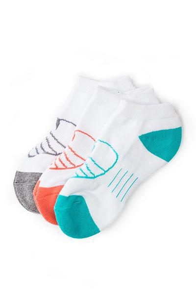 Tone It Up Socks - 3 Color