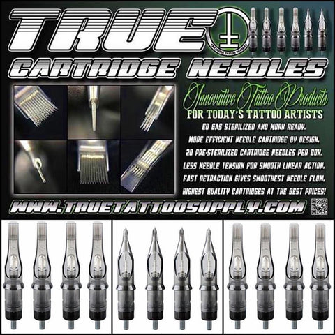 True Cartridge Needles