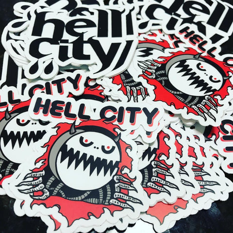 Stickers From Hell