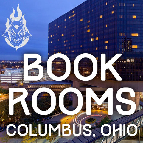 Book Rooms - OHIO